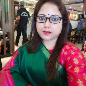 Tribarna Sinha Chakraborty