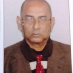 Prof. Pranab Kumar Bhattacharya